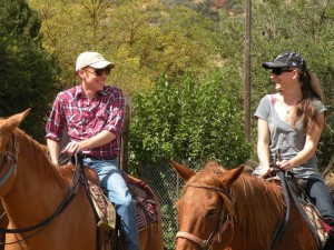 Labor Day Weekend - Horseback Riding