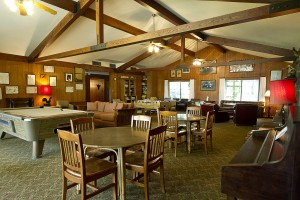 Ranch Activities - Recreation Room