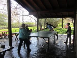 Ranch Activities - Ping Pong