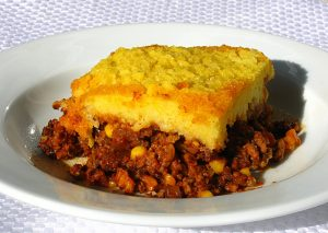 Rankin Beef Tamale Pie